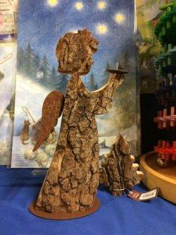 画像1: 天使の燭台
