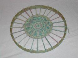 画像1: 円形織り機